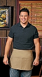 Style 180XL Professional Extra Large Three Pocket Rounded Waist Apron