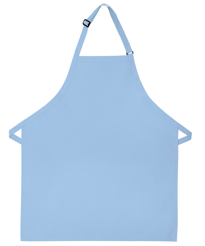 Home gt; Aprons by COLOR gt; Light Blue Aprons gt; Style 210 Professional