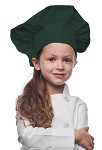 Style 850HG Professional Kids Chef Hat -- Hunter Green