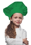 Style 850GN Professional Kids Chef Hat -- Kelly Green