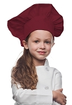 Style 850MA Professional Kids Chef Hat -- Maroon