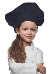 Style 850NV Professional Kids Chef Hat -- Navy