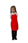 Style 250 High Quality Two Pocket Kids Bib Aprons