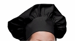 Style 800BK Professional Adult Executive Chef Hat - Black