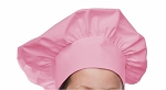 Style 800PK Professional Adult Executive Chef Hat - Pink