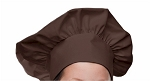 Style 800BR Professional Adult Executive Chef Hat - Brown