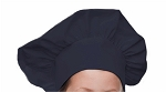 Style 800NV Professional Adult Executive Chef Hat - Navy