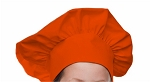 Style 800OR Professional Adult Executive Chef Hat - Orange