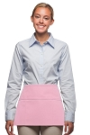 Daystar 100XW Extra Wide Professional Three Pocket Waist Aprons - Pink