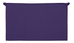 OVERSTOCK Style 100NP Professional No Pocket Waist Apron - Purple