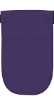 Style 152 Professional Money Pouch Aprons with Attached Belt - Purple