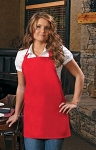 Style 200NP High Quality Professional No Pocket Bib Aprons
