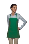 Style 215 EXTRA SMALL Professional Promo Two Pocket Bib Apron