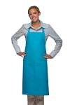 Style 221 High Quality Professional One Pocket Butcher Apron - Turquoise