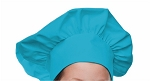 Style 800TUR Professional Adult Executive Chef Hat - Turquoise