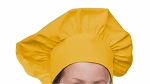 Style 800YL Professional Adult Executive Chef Hat - Yellow