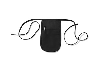 Style 152 Professional Money Pouch Aprons with Attached Belt