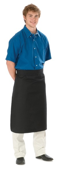 Style 120NP Professional No Pocket Full Length Bistro Apron