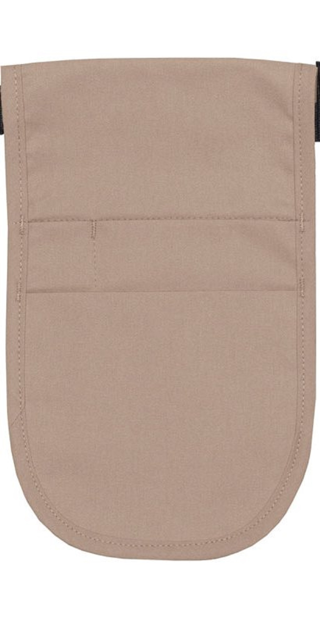 Style 152 Professional Money Pouch Aprons with Attached Belt - Khaki