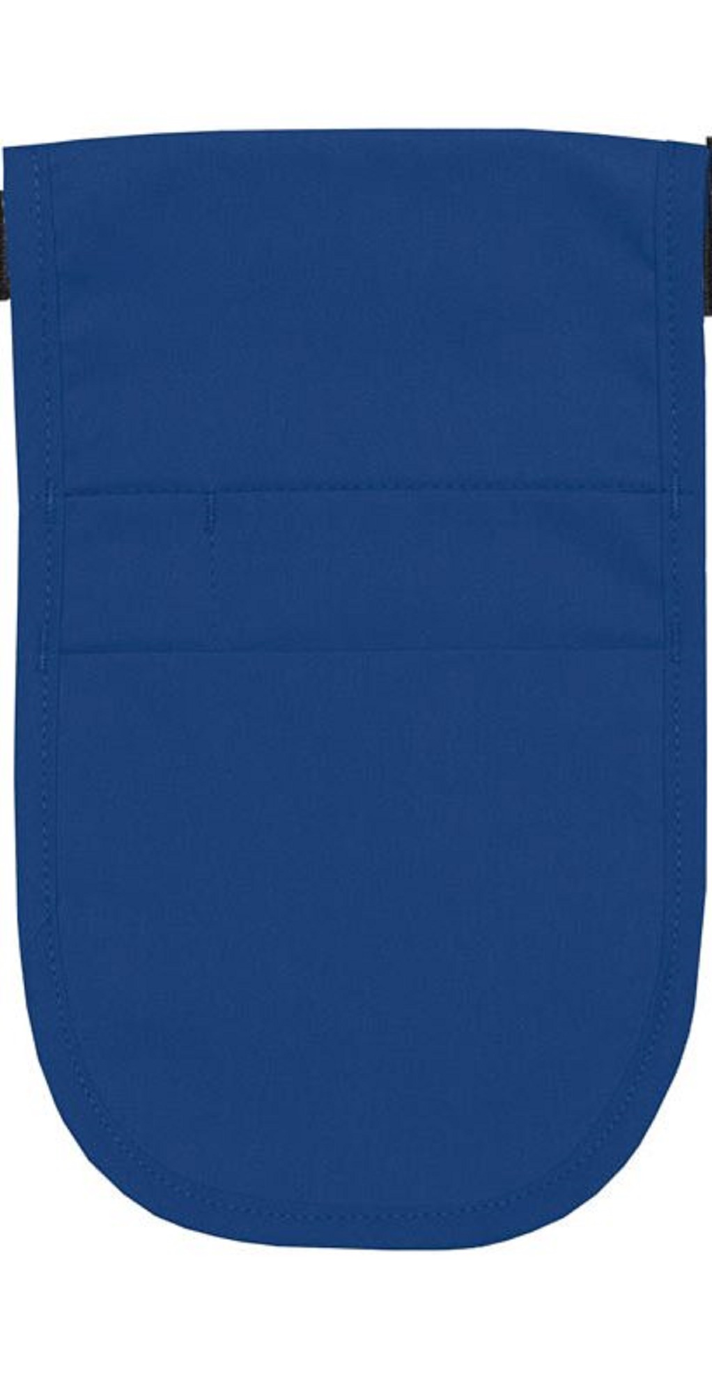 Style 152 Professional Money Pouch Aprons with Attached Belt - Royal Blue