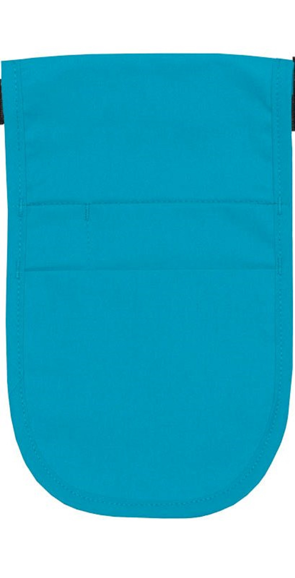 Style 152 Professional Money Pouch Aprons with Attached Belt - Turquoise