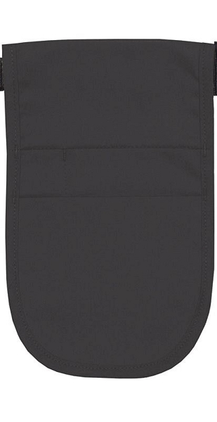 Style 150 Professional Money Pouch Aprons - Charcoal Gray