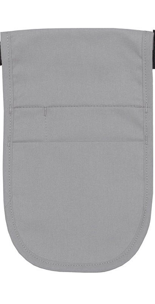 Style 150 Professional Money Pouch Aprons - Silver Gray