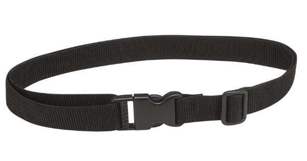 Style 153 Professional Webbing Belt with Fast Click Feature