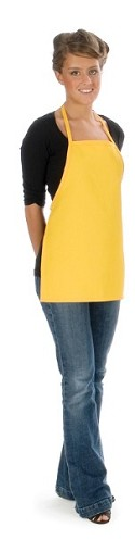 Style 215NP Professional Extra Small No Pocket Bib Aprons