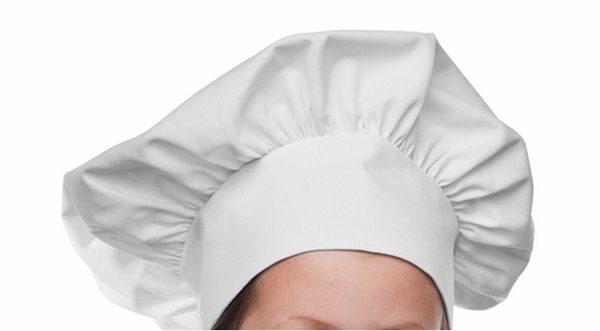 Style 800 Professional Adult Executive Chef Hat - White