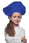 Style 850RO Professional Kids Chef Hat -- Royal Blue