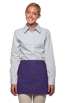 Style: 100NP Professional No Pocket Waist Apron - Purple