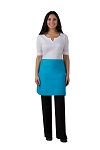 Style 115 Professional Two Patch Pocket Half Bistro Apron