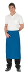 Style 120-I Professional One Inset Pocket Full Length Bistro Apron