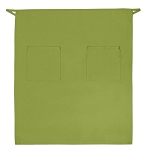 122 Professional Two Pocket Full Length Bistro Apron - Sage