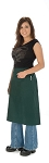Style 124 Professional Two Large Pocket 3/4 Bistro Apron