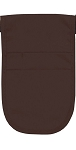Style 150 Professional Money Pouch Aprons - Brown