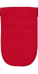 Style 150 Professional Money Pouch Aprons - Red