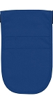 Style 150 Professional Money Pouch Aprons - Royal Blue