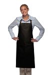Style 221 High Quality Professional One Pocket Butcher Apron - Black