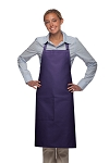 Style 221 High Quality Professional One Pocket Butcher Apron - Purple