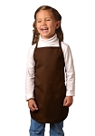 Style 250NP High Quality No Pocket Kids Bib Aprons