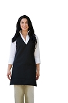 Style 300 High Quality Professional Two Pocket V-Neck Tuxedo Apron