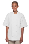 Style 900 Professional Adult Executive Short Sleeve Chef Coat